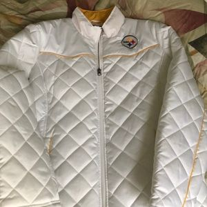 NFL Jackets & Coats - NWT official NFL Steelers women's coat